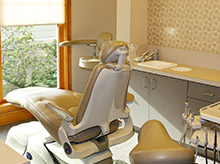 Bowling Green dental chair